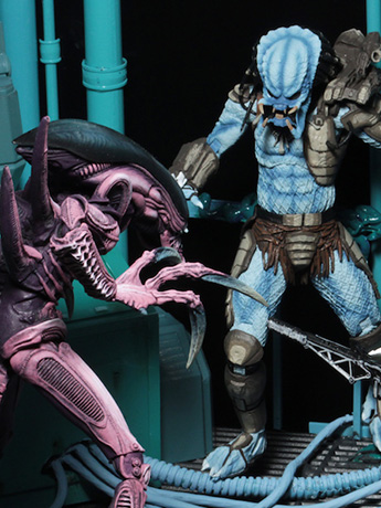 Alien​ vs Predator​ (Arcade Appearance) Figures