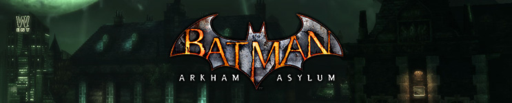 Batman: Arkham Asylum (Video Game) Toys, Action Figures, Statues, Collectibles, and More!