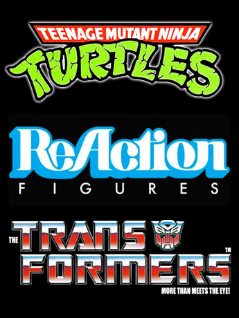 Super7 ReAction Figures & More