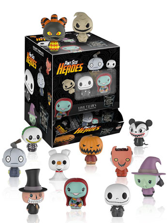 $29.99 NBX Pint Size Heroes Box of 24 Figures