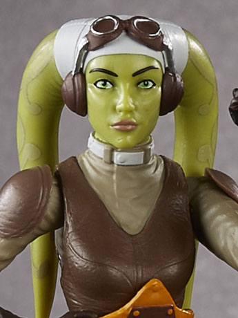 Star Wars Black - Hera Syndulla, Grand Admiral Thrawn & More