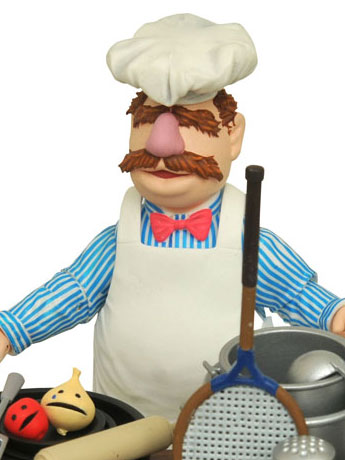 The Muppets Select Swedish Chef - $22.99
