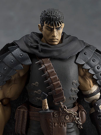 Berserk figma Guts the Black Swordsman