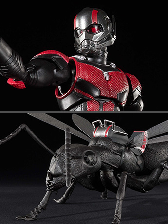 Marvel S.H.Figuarts Ant-Man & Ant Set