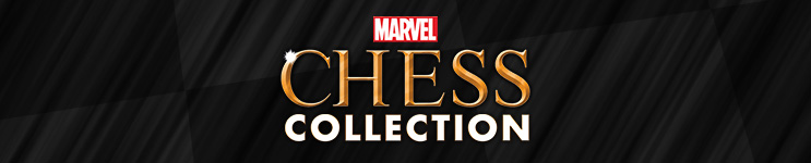 Marvel Chess Collection Toys, Action Figures, Statues, Collectibles, and More!