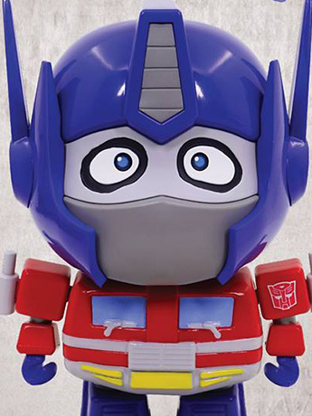 Soap Studio b.wing TF & DC Figures