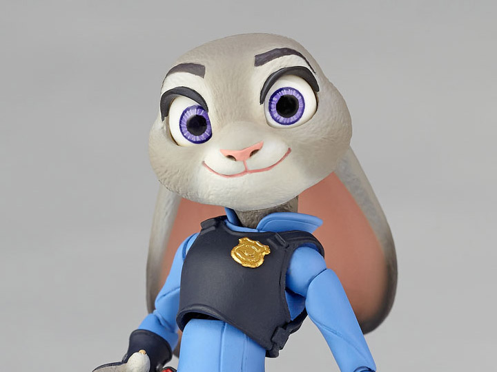 New Kaiyodo Revoltech - Movie Revo & More