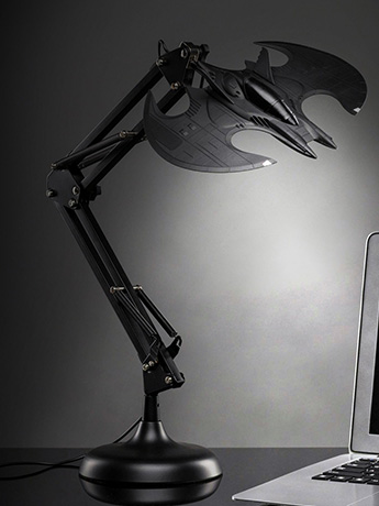 Batwing Poseable Desk Lamp
