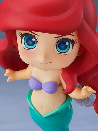 New Nendoroid - Ariel & 100+ More