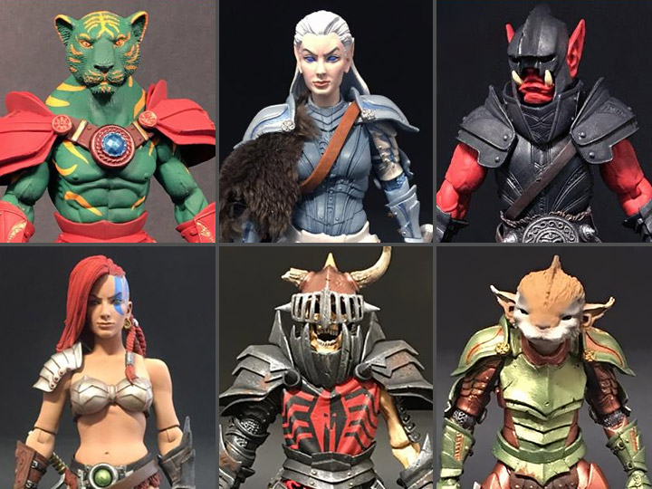Mythic Legions: Soul Spiller, Advent of Decay & More!