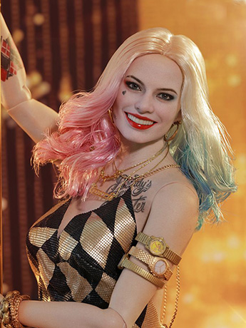 Hot Toys Suicide Squad Harley Quinn (Dancer Dress Ver.)
