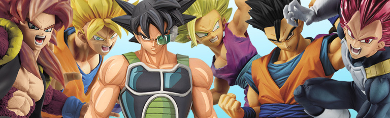 Banpresto: Dragon Ball