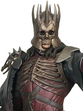 The Witcher III Wild Hunt Eredin Figure & More