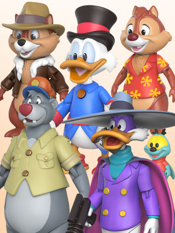 Funko Disney Afternoon Collection & More