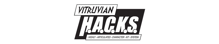 Vitruvian H.A.C.K.S. Toys, Action Figures, Statues, Collectibles, and More!