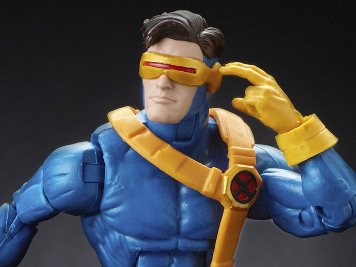 Hasbro X-Men Legends - Cyclops & More In Stock