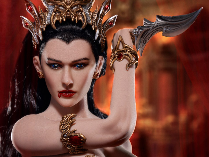 New TBLeague 1/6 - Queen of Vampires Arkhalla