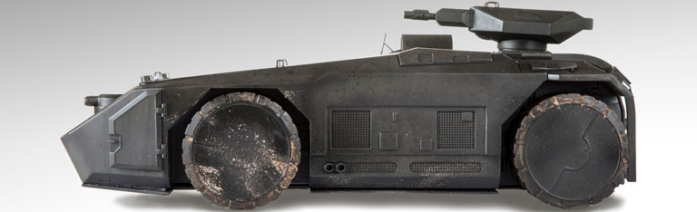 Hiya Toys Aliens 1/18 Scale APC Vehicle