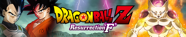 Dragon Ball Z: Resurrection 'F' (Anime Film) Toys, Action Figures, Statues, Collectibles, and More!