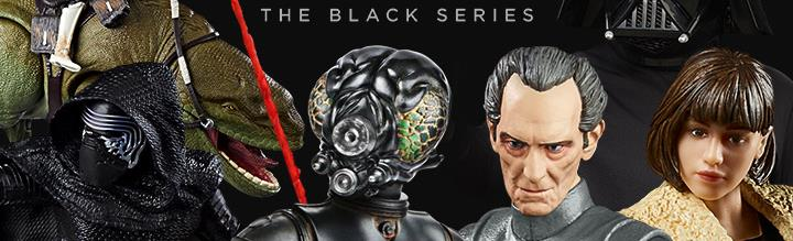 New Star Wars: The Black Series