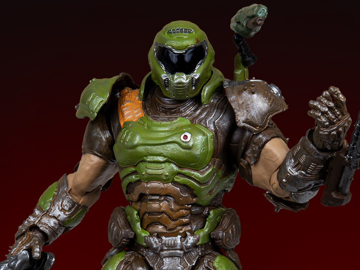 Doom Slayer Action Figure
