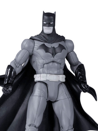 New DC Collectibles - Batman Black & White Action Figures & More