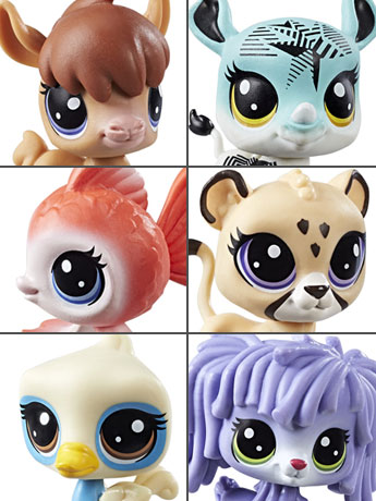 Littlest Pet Shop - New Preorders