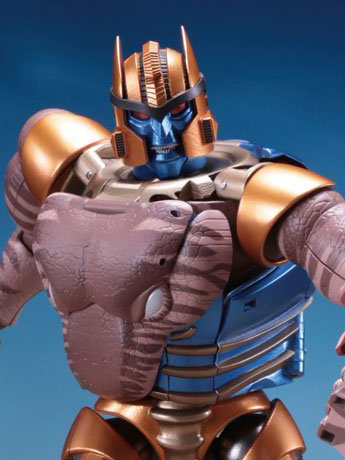 Masterpiece MP-41 Dinobot & More