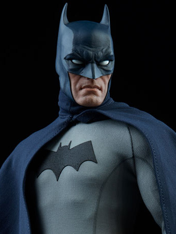 DC Comics Batman 1/6 Scale Figure (2nd Edition) & More New Sideshow!