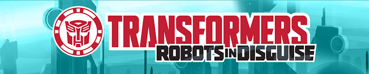 Robots in Disguise (2015 Animated Series) Toys, Action Figures, Statues, Collectibles, and More!