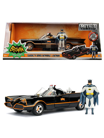 Batmobile - Many Varieties