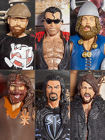 WWE Figures & Collectibles
