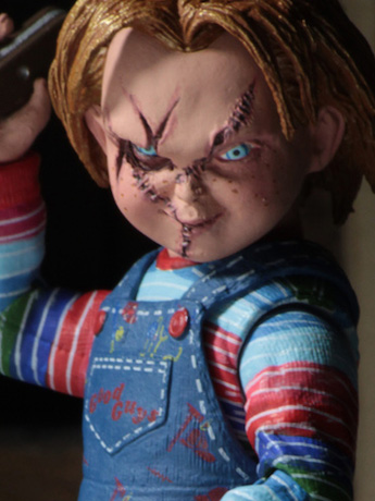 New NECA Figures & Replicas:  Freddy, Chucky, TMNT, Deadpool, Captain America & More