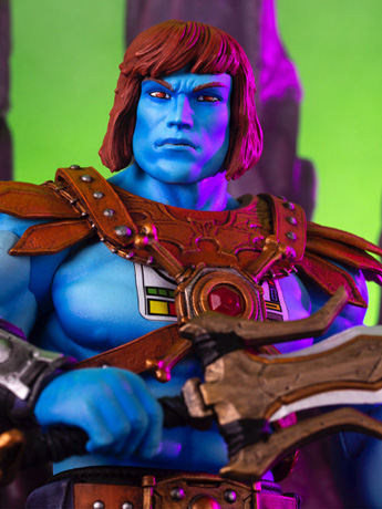 MOTU Faker 1/6 Scale Limited Edition Figure