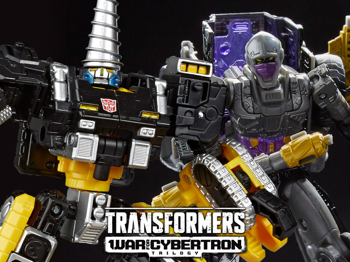 Transformers Generations Selects Deluxe Zetar & Nightbird