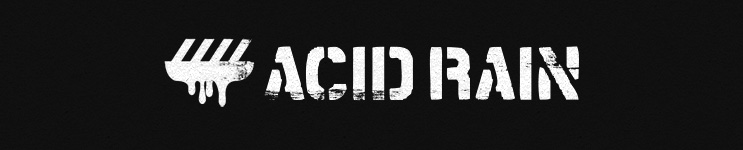 Acid Rain Toys, Action Figures, Statues, Collectibles, and More!
