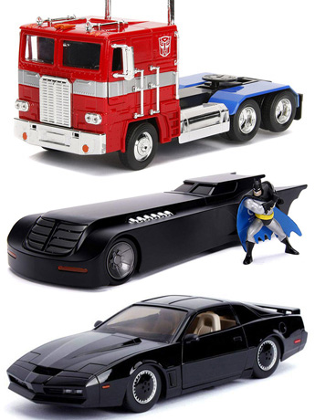 Jada Die-Cast Vehicles