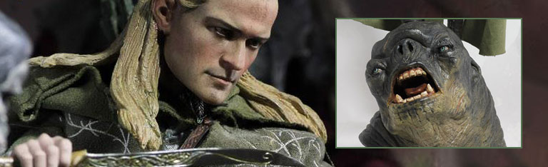 Asmus Lord of the Rings Legolas & More