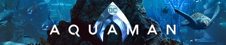 Aquaman (2018) Toys, Action Figures, Statues, Collectibles, and More!