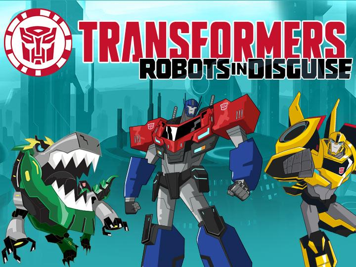 Robots in Disguise