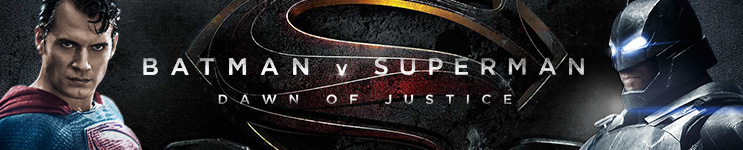 Batman v Superman: Dawn of Justice (2016) Toys, Action Figures, Statues, Collectibles, and More!