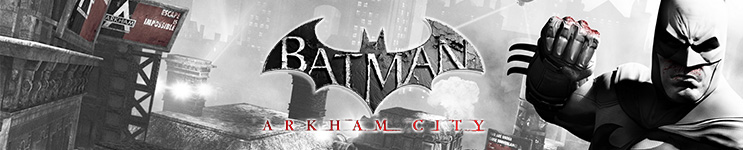 Batman: Arkham City (Video Game) Toys, Action Figures, Statues, Collectibles, and More!