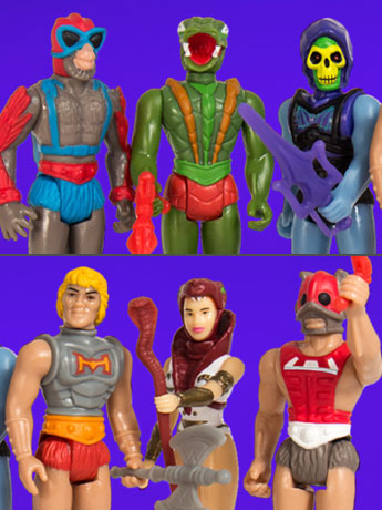 Super 7 - MOTU Reaction & More