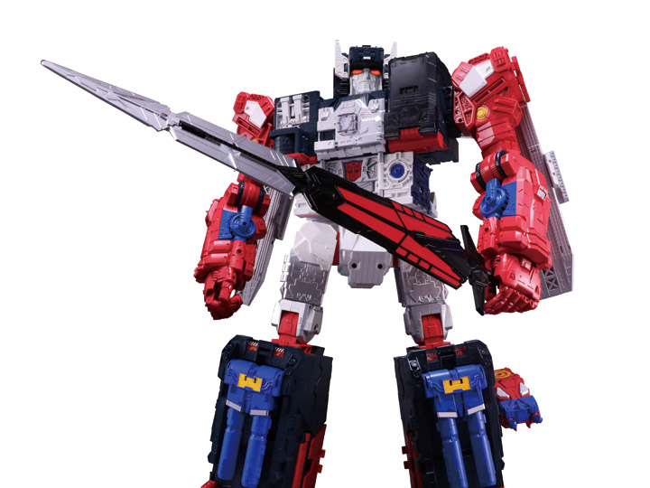 Transformers Legends LG-EX Grand Maximus Exclusive