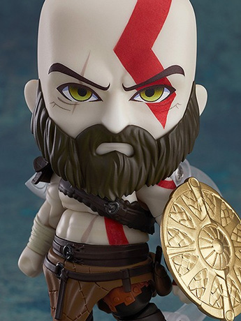 Nendoroid Arrivals - Kratos, Monsters Inc & More!
