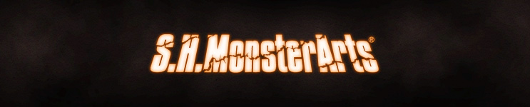 S.H.MonsterArts Toys, Action Figures, Statues, Collectibles, and More!