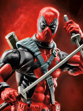 Marvel Legends - Deadpool & Spider-Man Waves