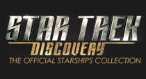 More Star Trek: Discovery The Official Starships Collection Products