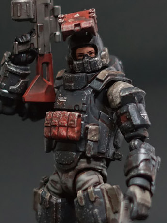 Acid Rain FAV Series 1/18 Scale
