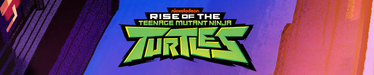 Rise of the Teenage Mutant Ninja Turtles (Animated Series) Toys, Action Figures, Statues, Collectibles, and More!